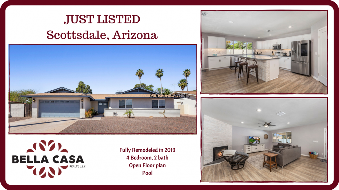 VIDEO TOUR: Scottsdale Home for Sale